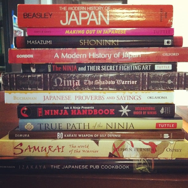 Research and why it's important - Detailed information about how a writer researches for new novels. #writing #japan
