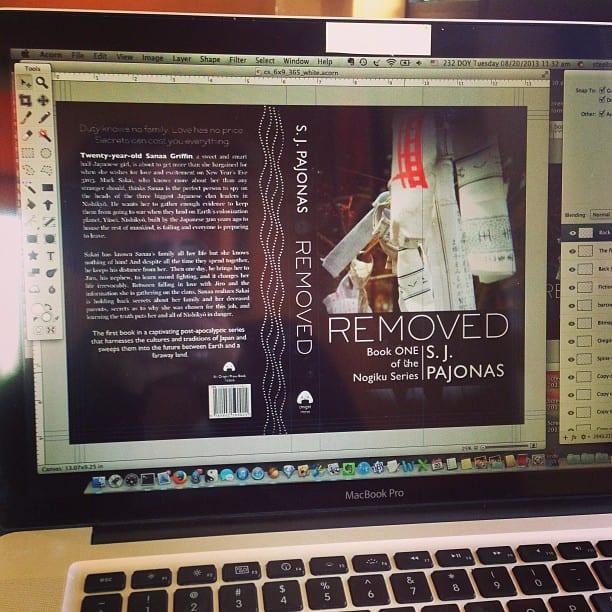 Making paperbacks of REMOVED!