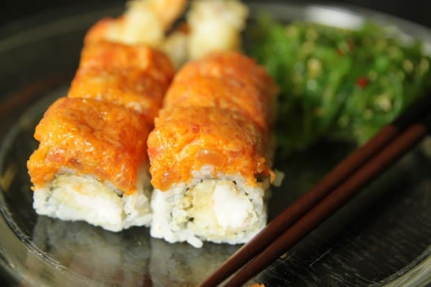 A super oishii sushi meal but sushi is just the tip of Japanese cuisine.