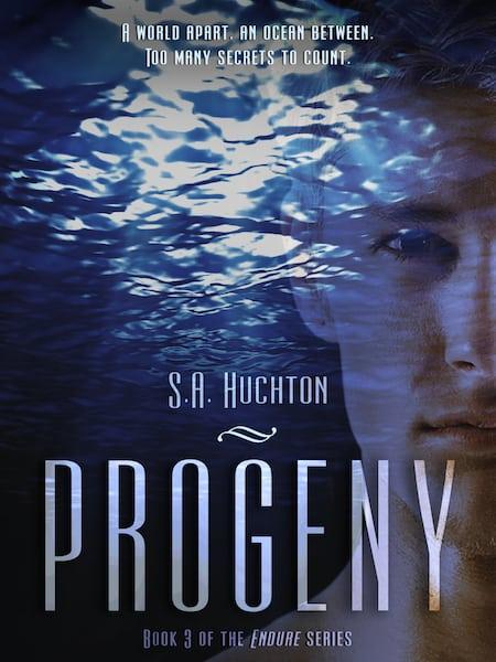 PROGENY by S. A. Huchton