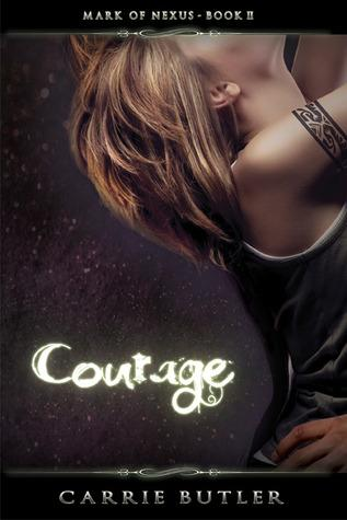 Courage by Carrie Butler Release Day!