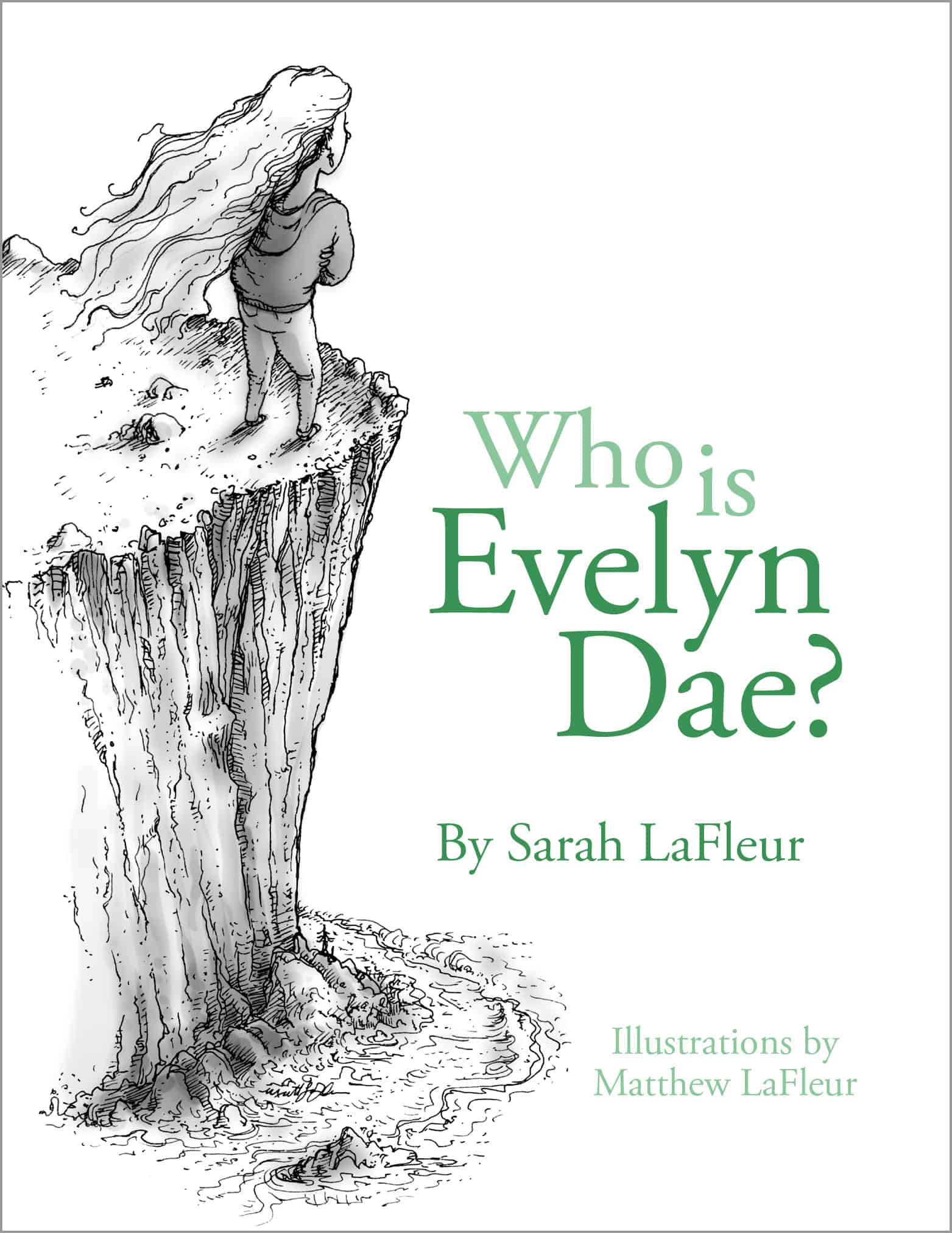 WHO IS EVELYN DAE by Sarah LaFleur