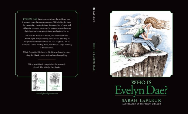 Who is Evelyn Dae? (Paperback Cover)