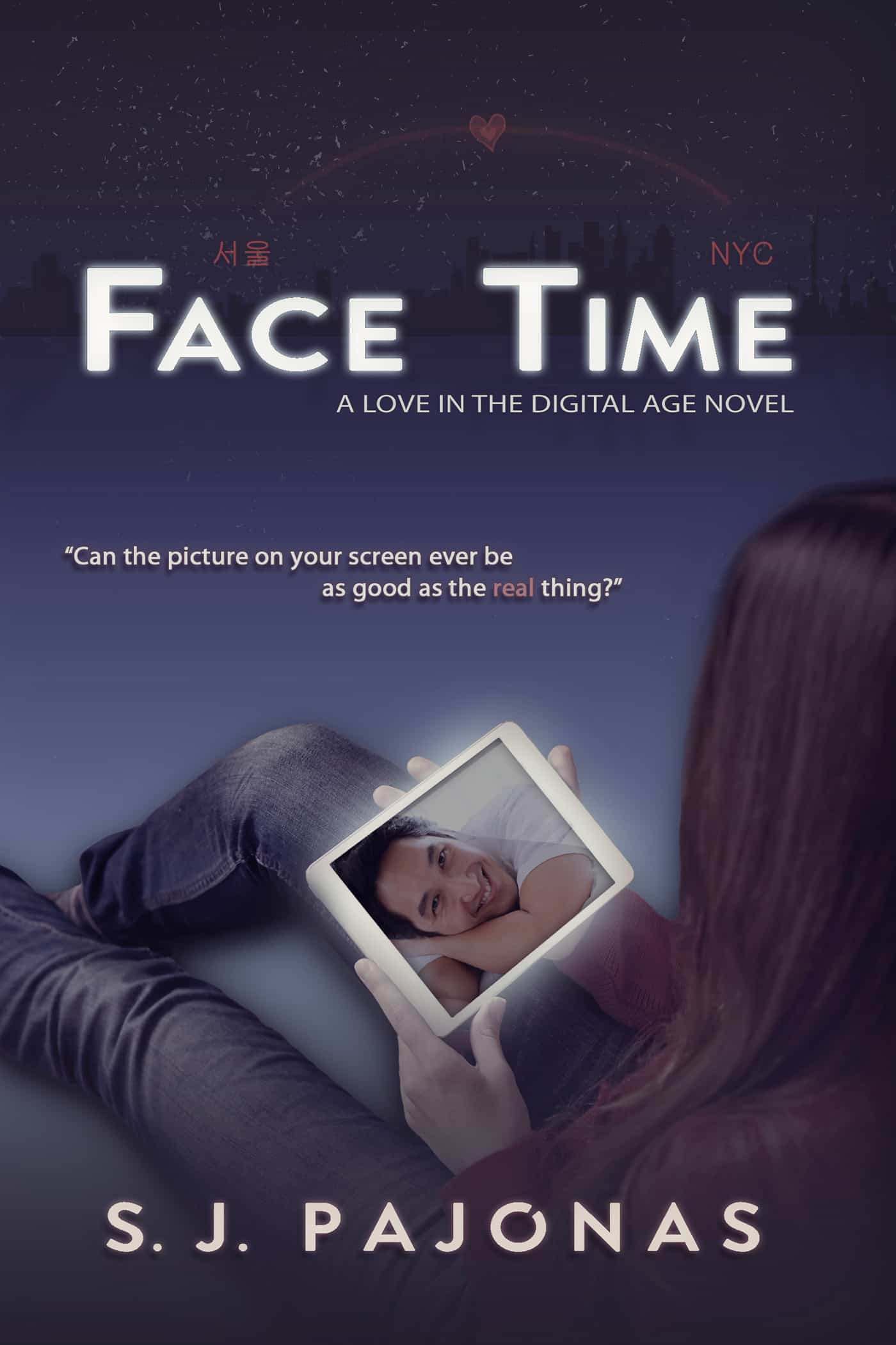 Revealing the cover for FACE TIME!