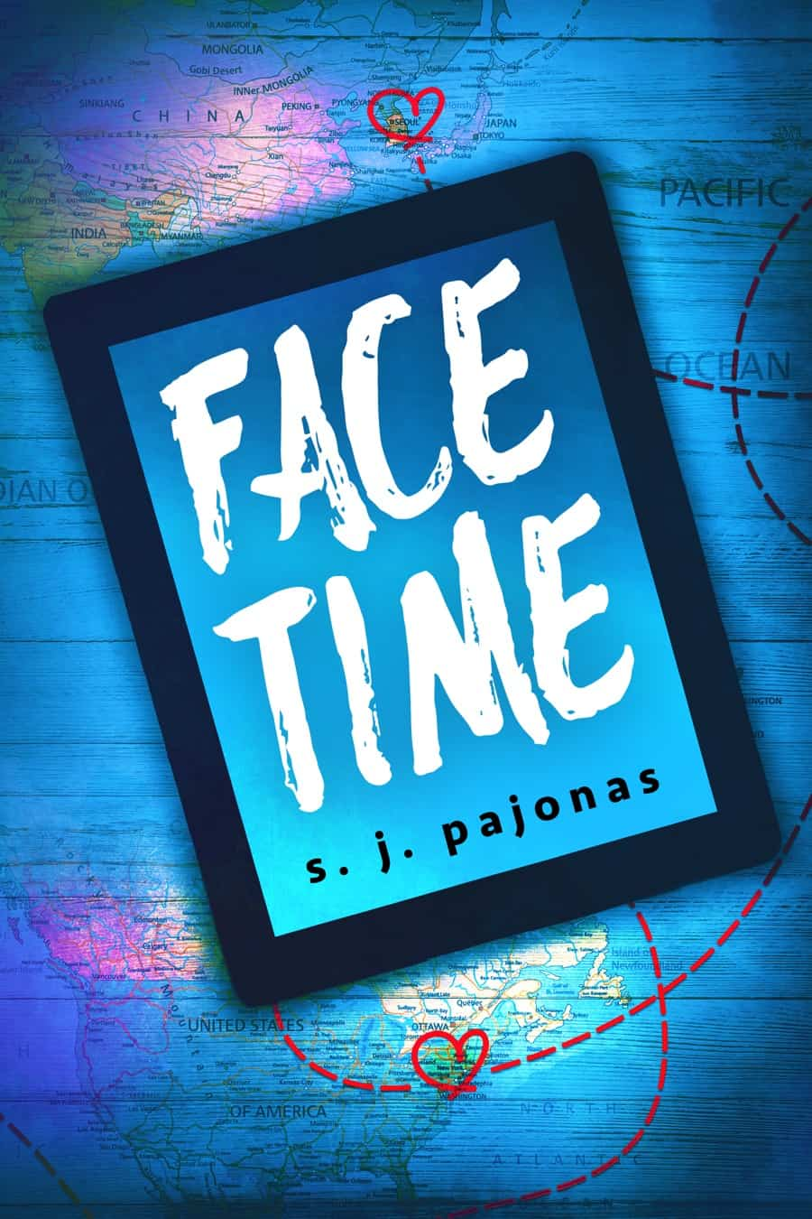 Release day for FACE TIME!