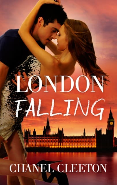 LONDON FALLING by Chanel Cleeton