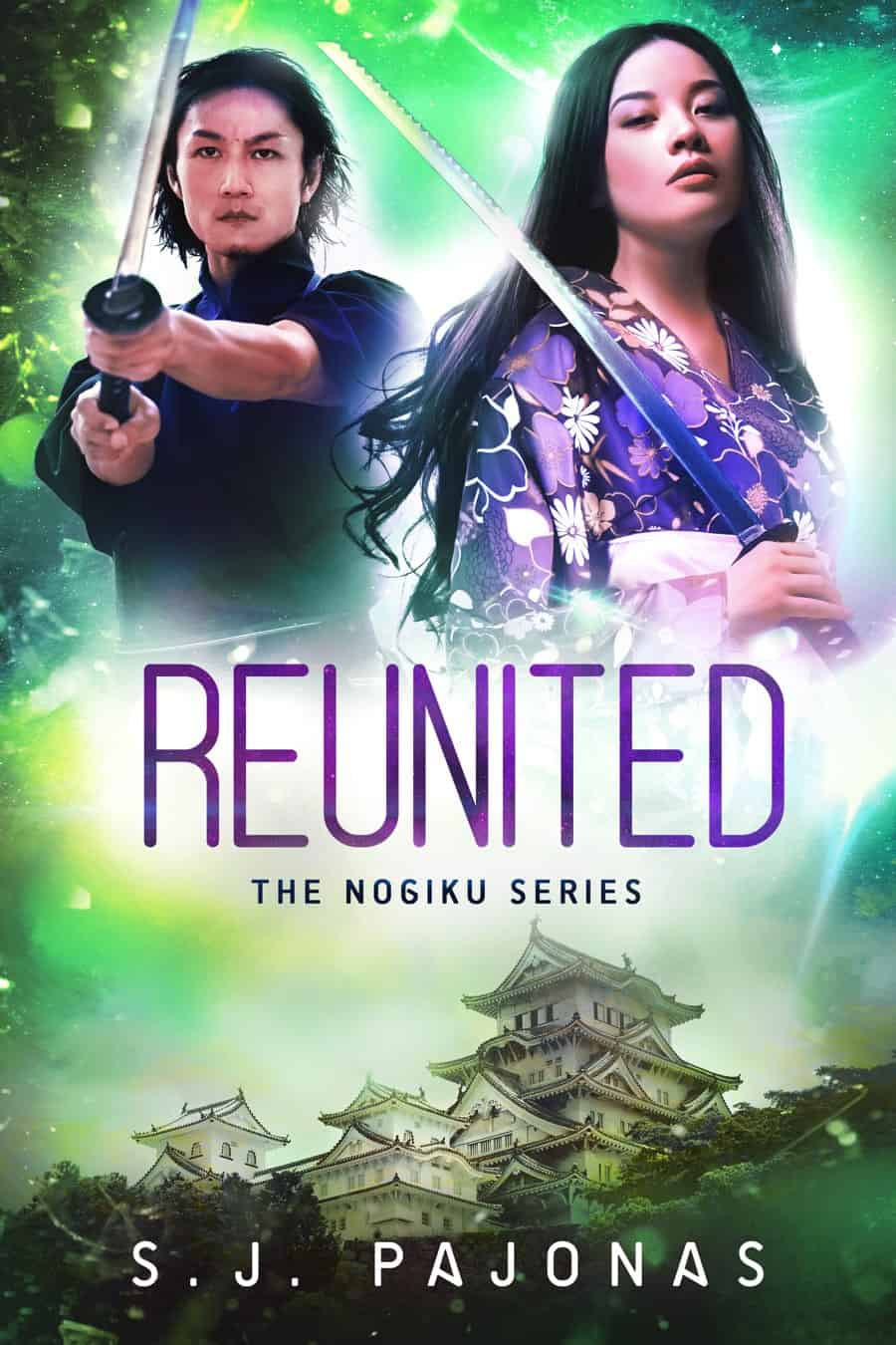 Get REUNITED, the third book of the Nogiku Series, now!