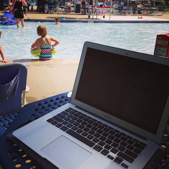 This was the week of revisions, and so will this next week be the week of revisions. I did revisions in the morning, in the afternoon, poolside, at home, in bed, at night on the couch. There wasn't much else I did! Except host a summer reads blog hop, participate in an awesome FB event, […]