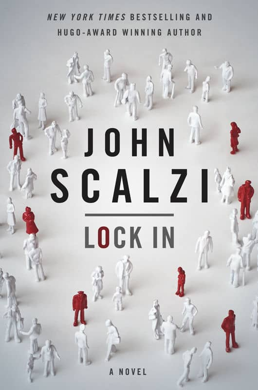 """Check out LOCK IN by John Scalzi. """"Not too long from today, a new, highly contagious virus makes its way across the globe..."""""""