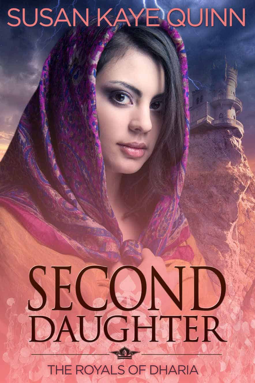 """More SECOND DAUGHTER by Susan Kaye Quinn. """"Aniri's life is supposedly perfect..."""""""