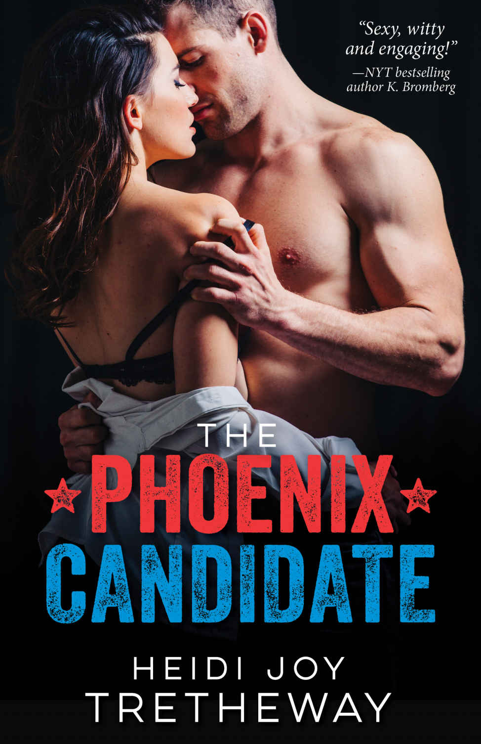 In this Book Chat, The Phoenix Candidate by Heidi Joy Thetheway and Cress by Marissa Meyer