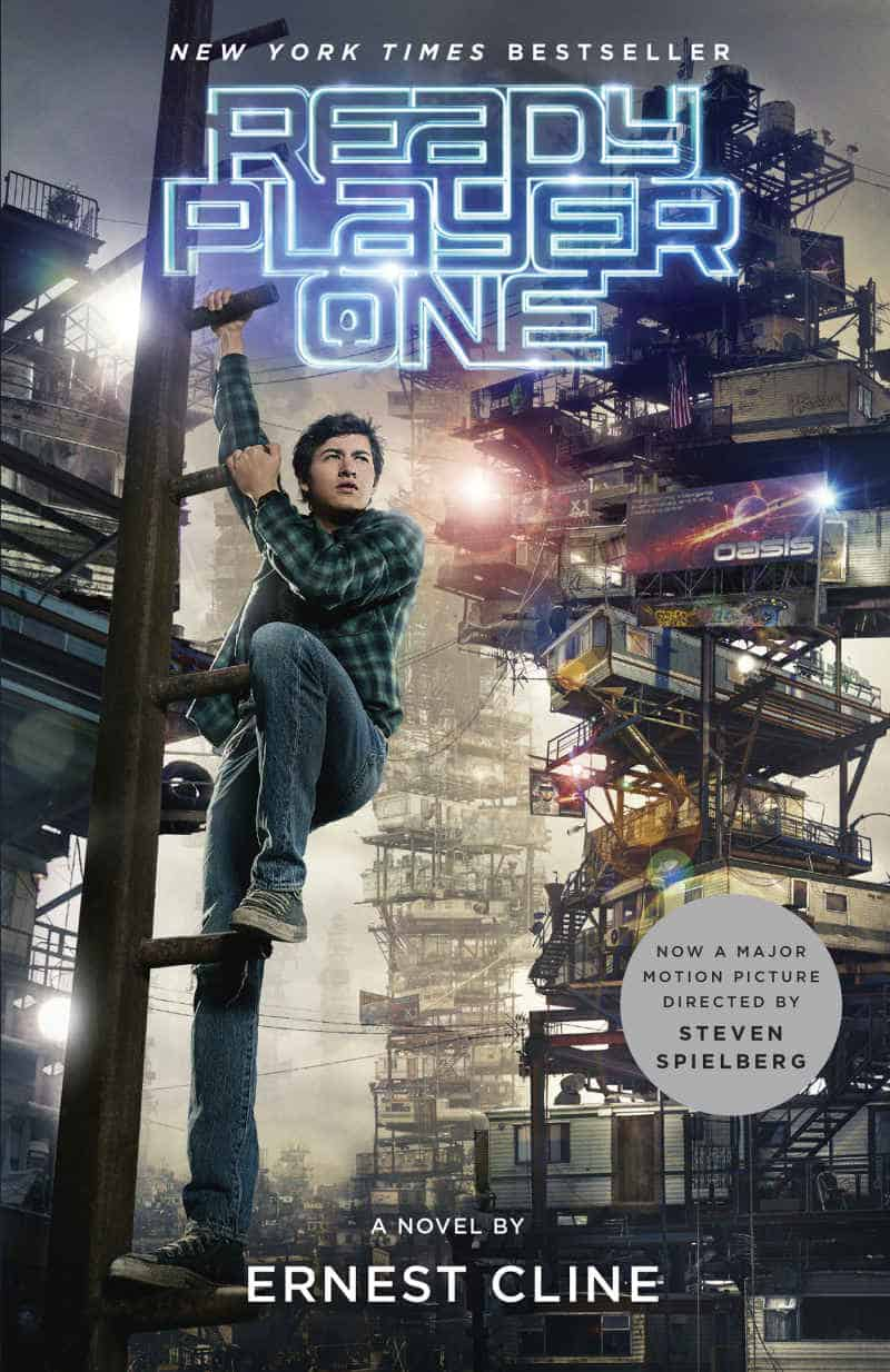 In this Book Chat, I loved READY PLAYER ONE in audiobook!