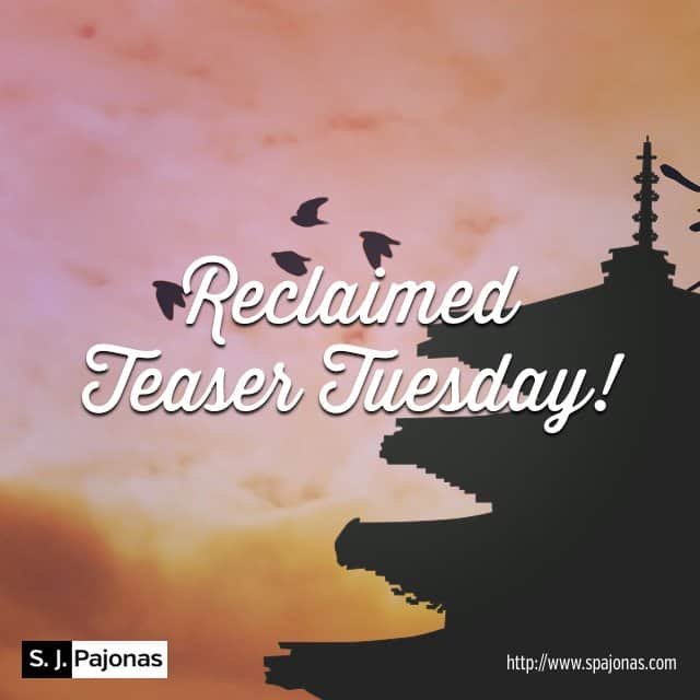 It's #TeaserTuesday for RECLAIMED! I'm curious... do owls cry?