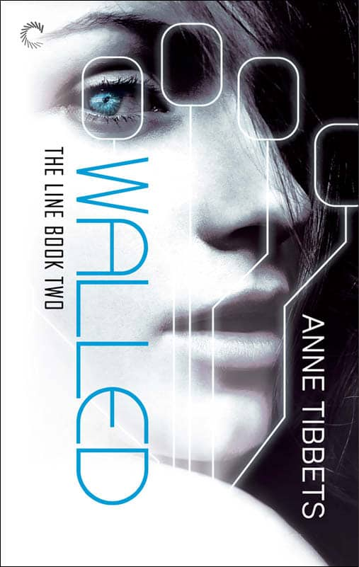 I read WALLED by Anne Tibbets and listened to FUZZY NATION by John Scalzi.