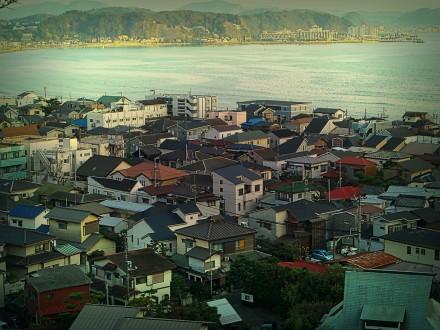 Kamakura by the sea