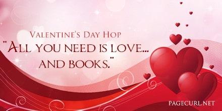 Valentine's Day Hop Graphic