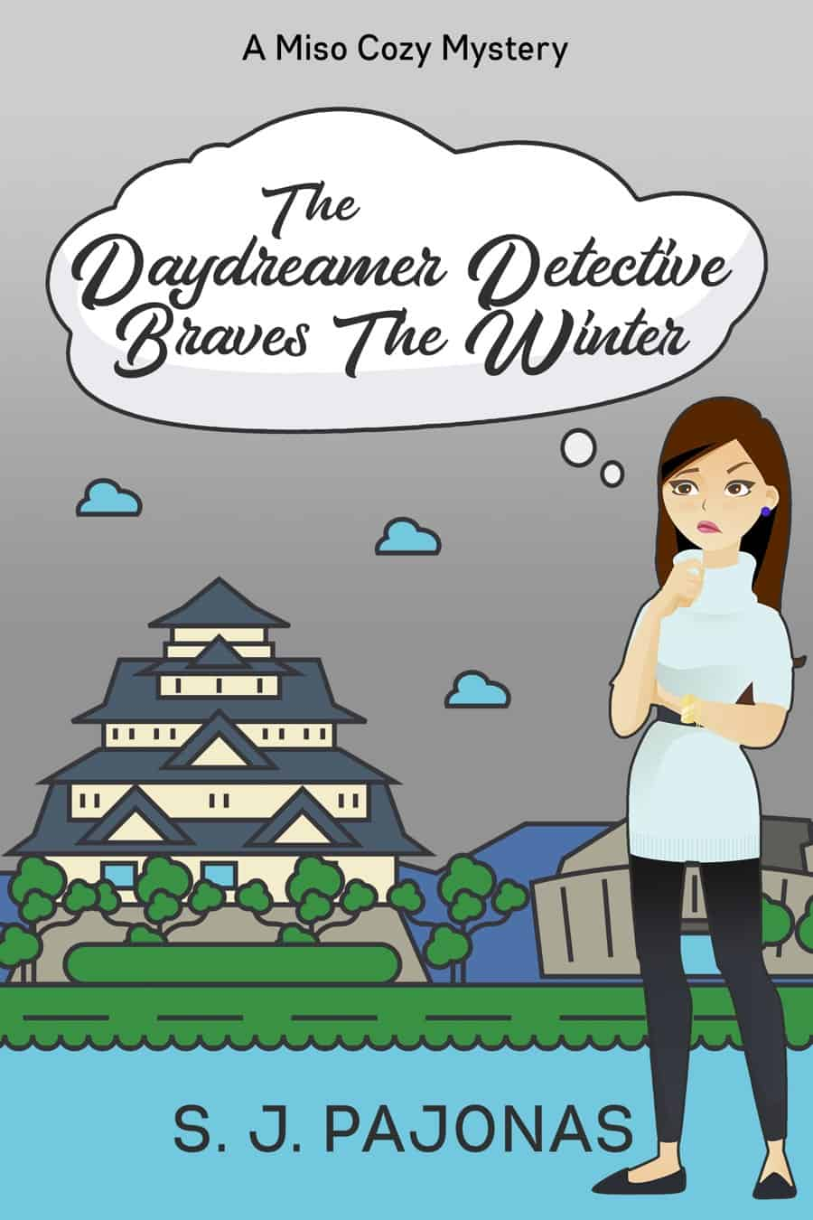 Check out the cover and blurb for the second book in the Miso Cozy Mysteries Series! Pre-order information is now available as well.
