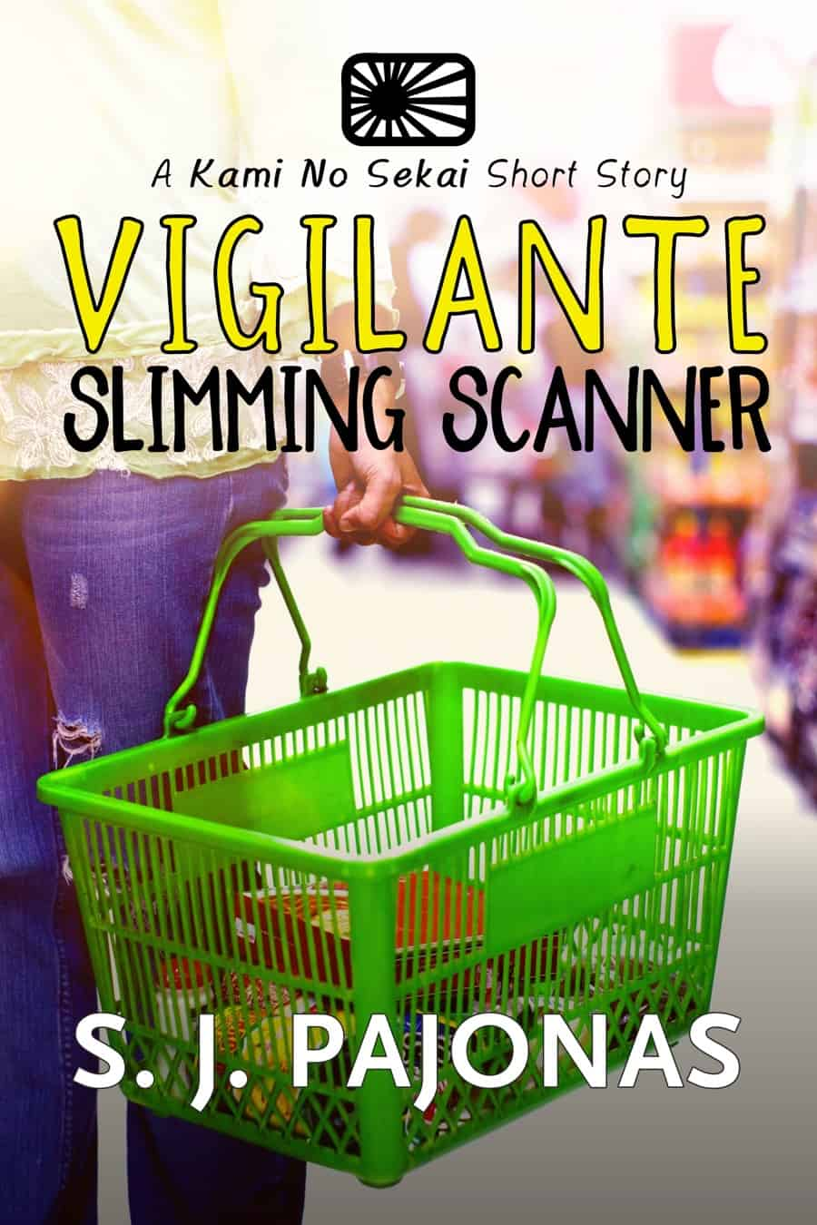 VIGILANTE SLIMMING SCANNER is now available for only 99¢! The grocery store registers have a mission to save Toro from his bad eating habits, and he's determined to stay the course. Will they inspire him to change or will he convince them to give him a second chance?