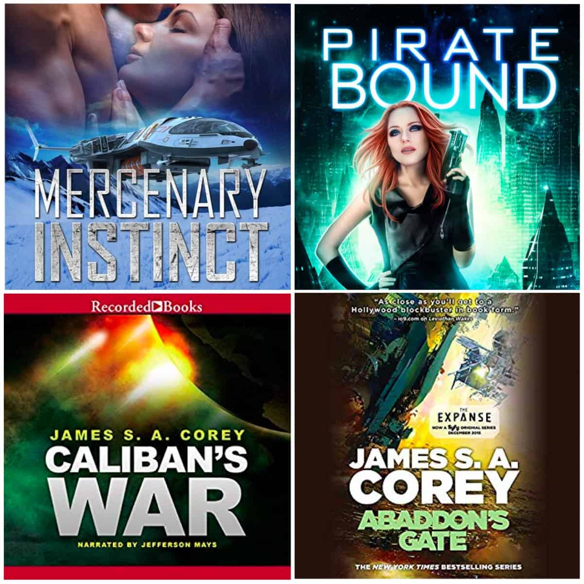 WWW: WATCH by Robert J Sawyer, DATING FOR DECADES by Tracy Krimmer, Ruby Lionsdrake, Carysa Locke, and more of the Expanse series! #amreading #audiobooks