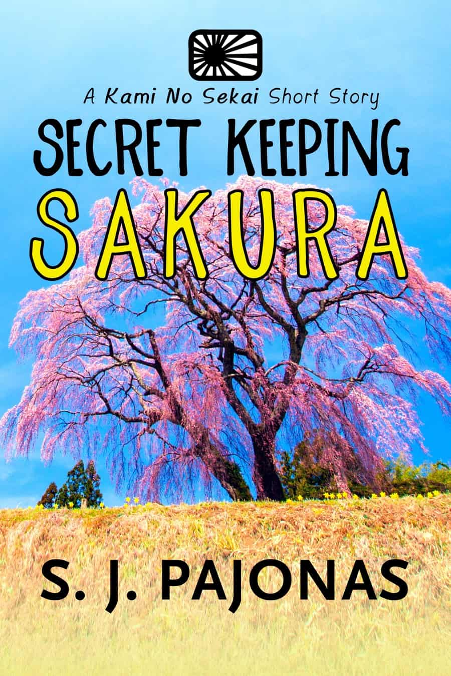 The fifth, and last, story in the Kami No Sekai series, SECRET KEEPING SAKURA, is now available!