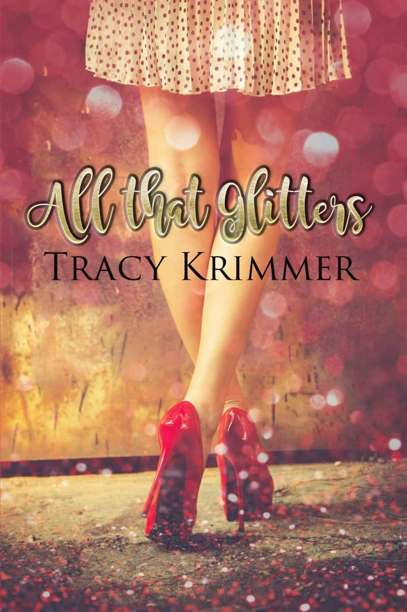 ALL THAT GLITTERS is out tomorrow! If you love romance, you should pick this one up today!