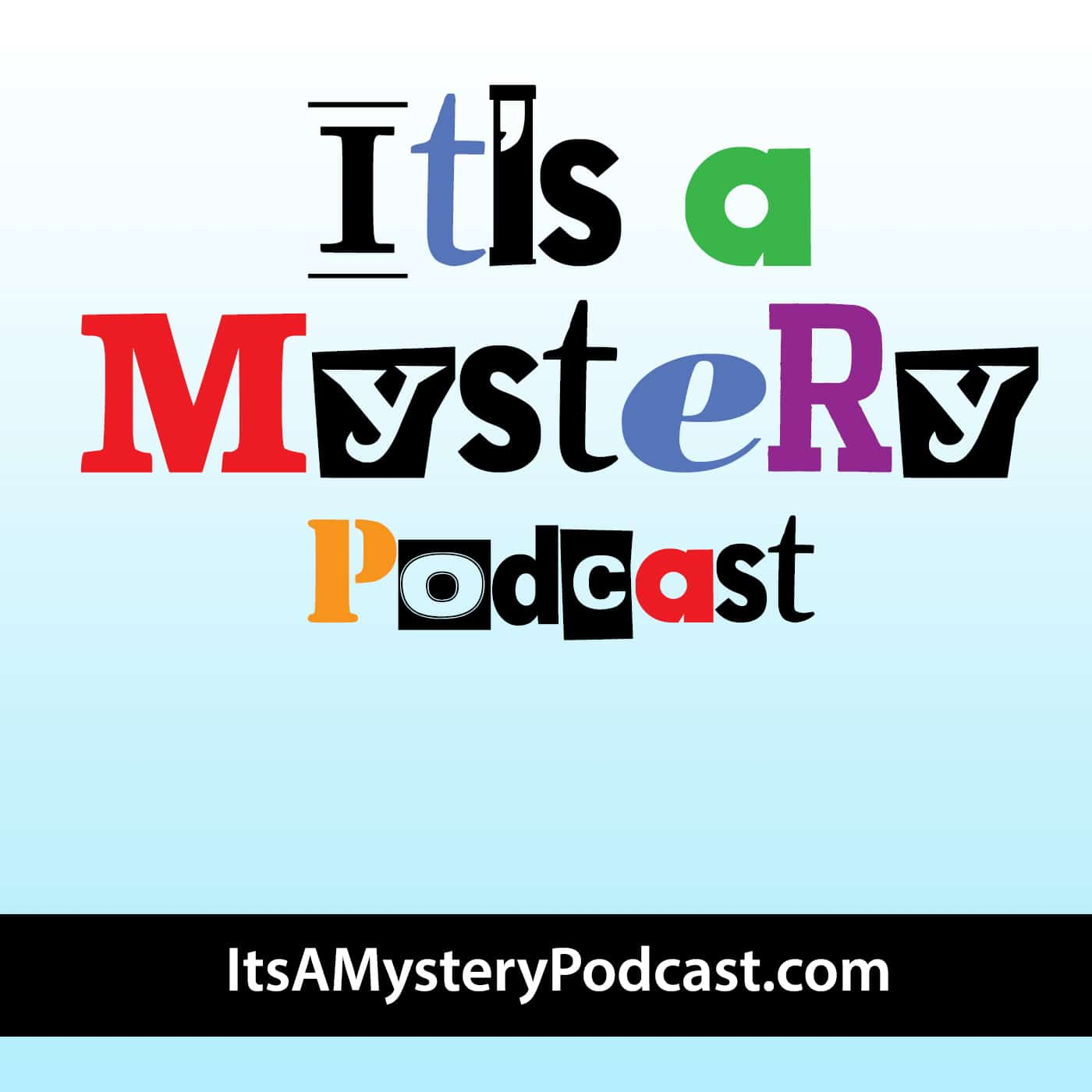 I'm interviewed for the IT'S A MYSTERY PODCAST about the Miso Cozy Mysteries and Mei, my love of Japan, and much more!