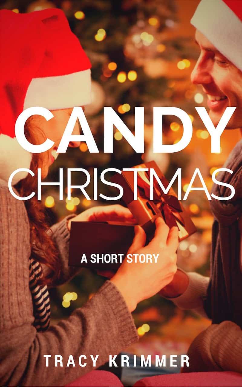 Check out this new holiday story, CANDY CHRISTMAS, from Tracy Krimmer.