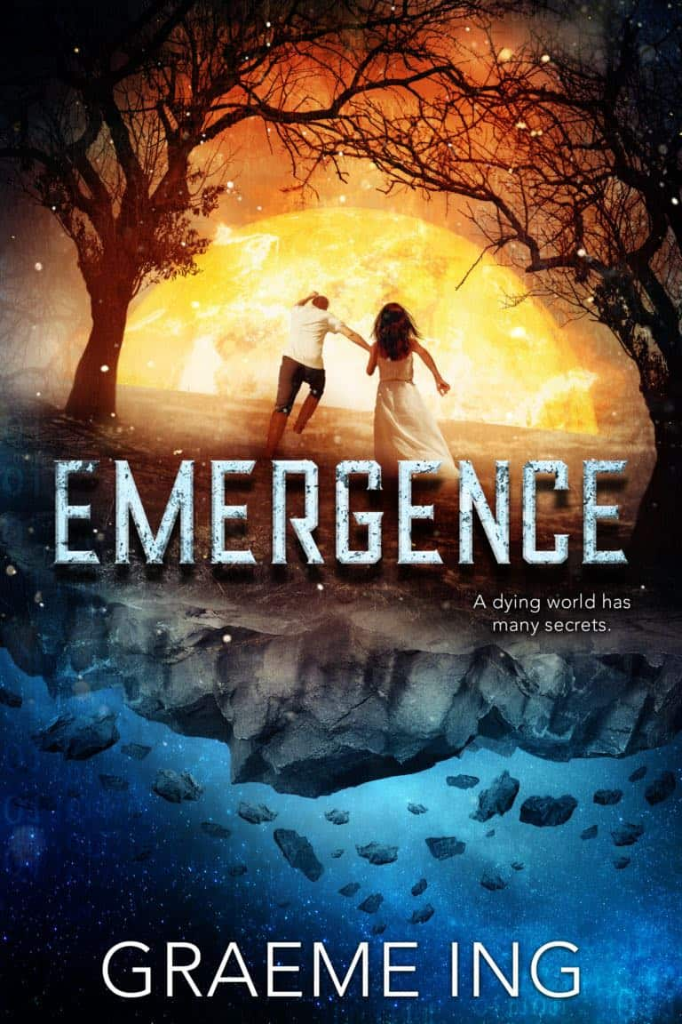 Check out this science fiction action adventure, EMERGENCE, from Graeme Ing.