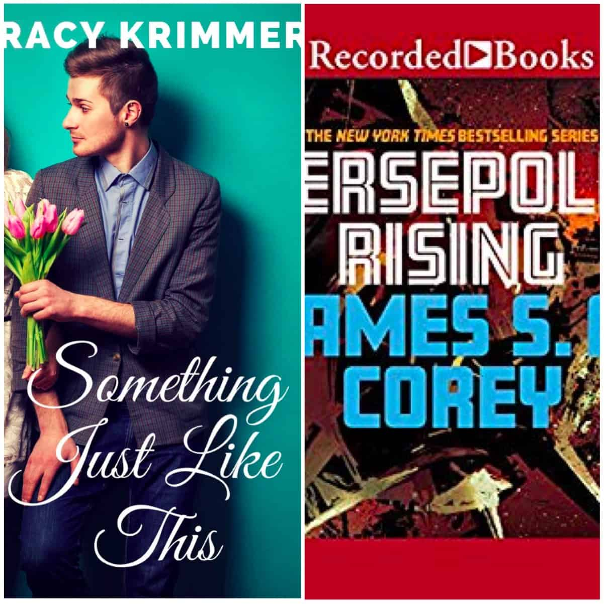A sweet romance by Tracy Krimmer, more awesome sci-fi from James S. A. Corey, and my lament over a stream of crappy books.