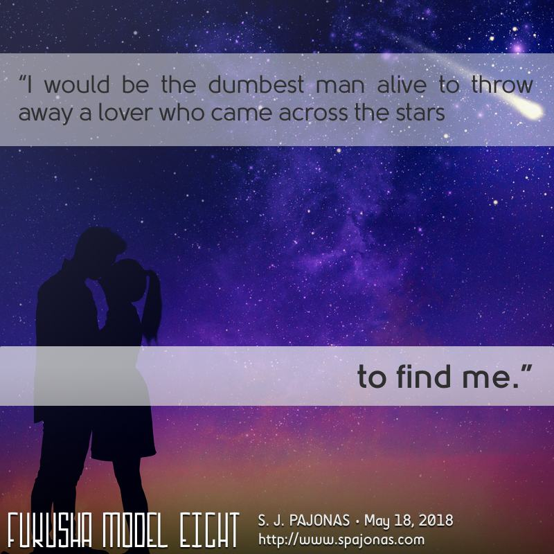 It's the another #TeaserTuesday for FUKUSHA MODEL EIGHT! We continue with Yumi and Rin's relationship...