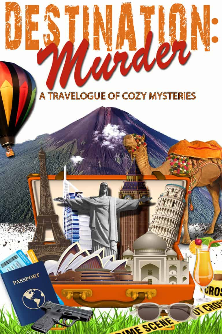 This awesome cozy mysteries box set, due out in August, will feature a new Miso Cozy Mysteries novella! Pre-order now for only 99¢!