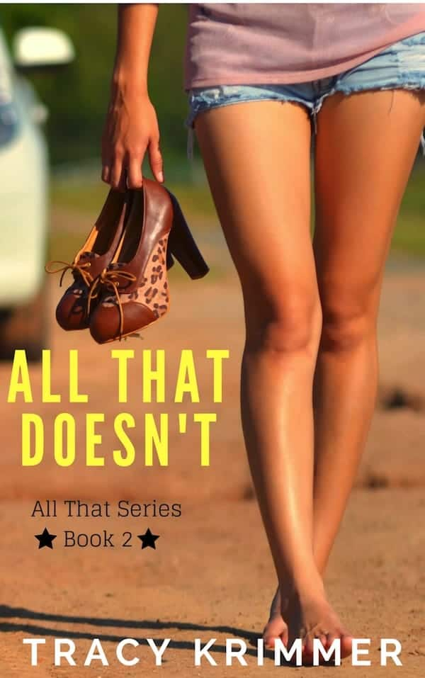 "You'll love this contemporary romance, ALL THAT DOESN'T, by Tracy Krimmer. ""After a devastating end to her marriage, Dory Walker has rebuilt her life in her hometown of Sycamore Bay..."""