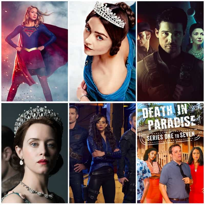 Need some TV to watch while you're waiting for the new fall TV season to start? Here are my Top Ten picks!