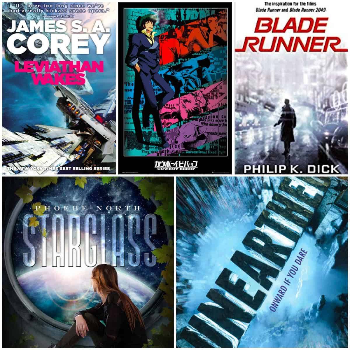 In this discussion post, I share my favorite science fiction tropes and the books/TV/Movies I've seen them in. What are your favorite sci-fi tropes?