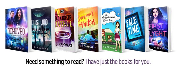 Need something to read? I have just the books for you!
