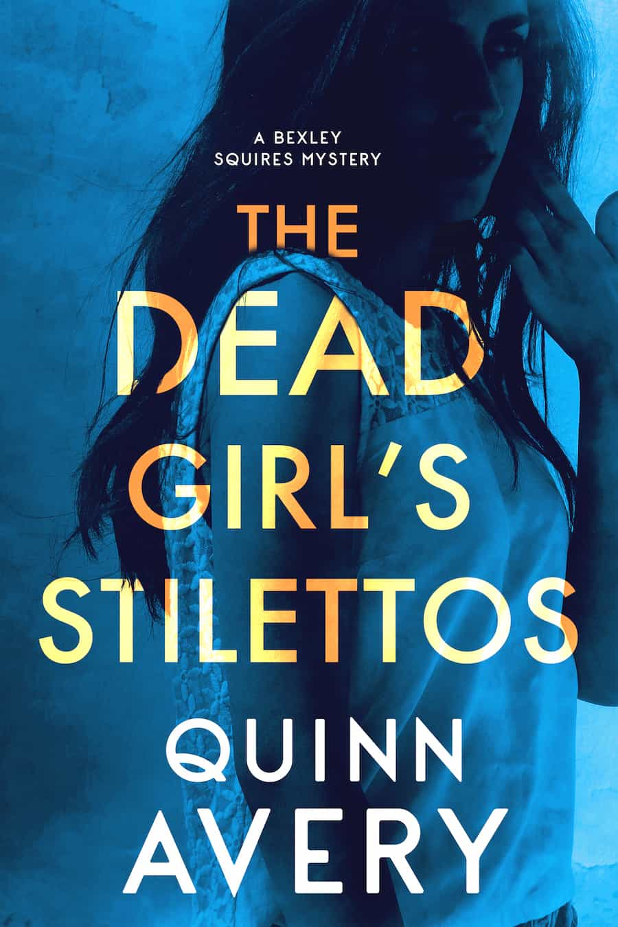 "Check out this witty and fun female sleuth mystery, THE DEAD GIRLS'S STILETTO'S, by Quinn Avery. ""Nearly a decade after moving across the country, journalist Bexley Squires returns home when one of Hollywood's brightest stars makes her an offer she can't refuse..."""