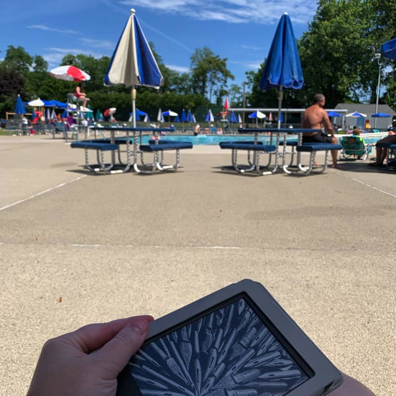 All the things that happened in the week ending June 16, 2019 including pool, end of school year activities, a trip to the theater, and plenty of deer!