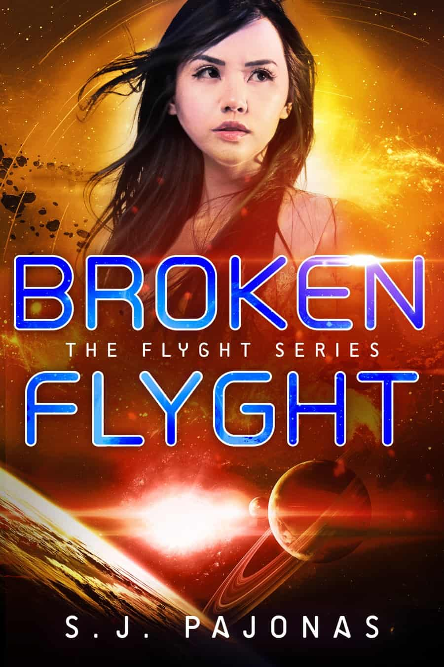 BROKEN FLYGHT is now available on Amazon, Apple Books, Nook, Kobo, Google Play, and Direct. Get the second book in this science fiction reverse harem romance and enjoy your adventures with Vivian and the crew of the Amagi!