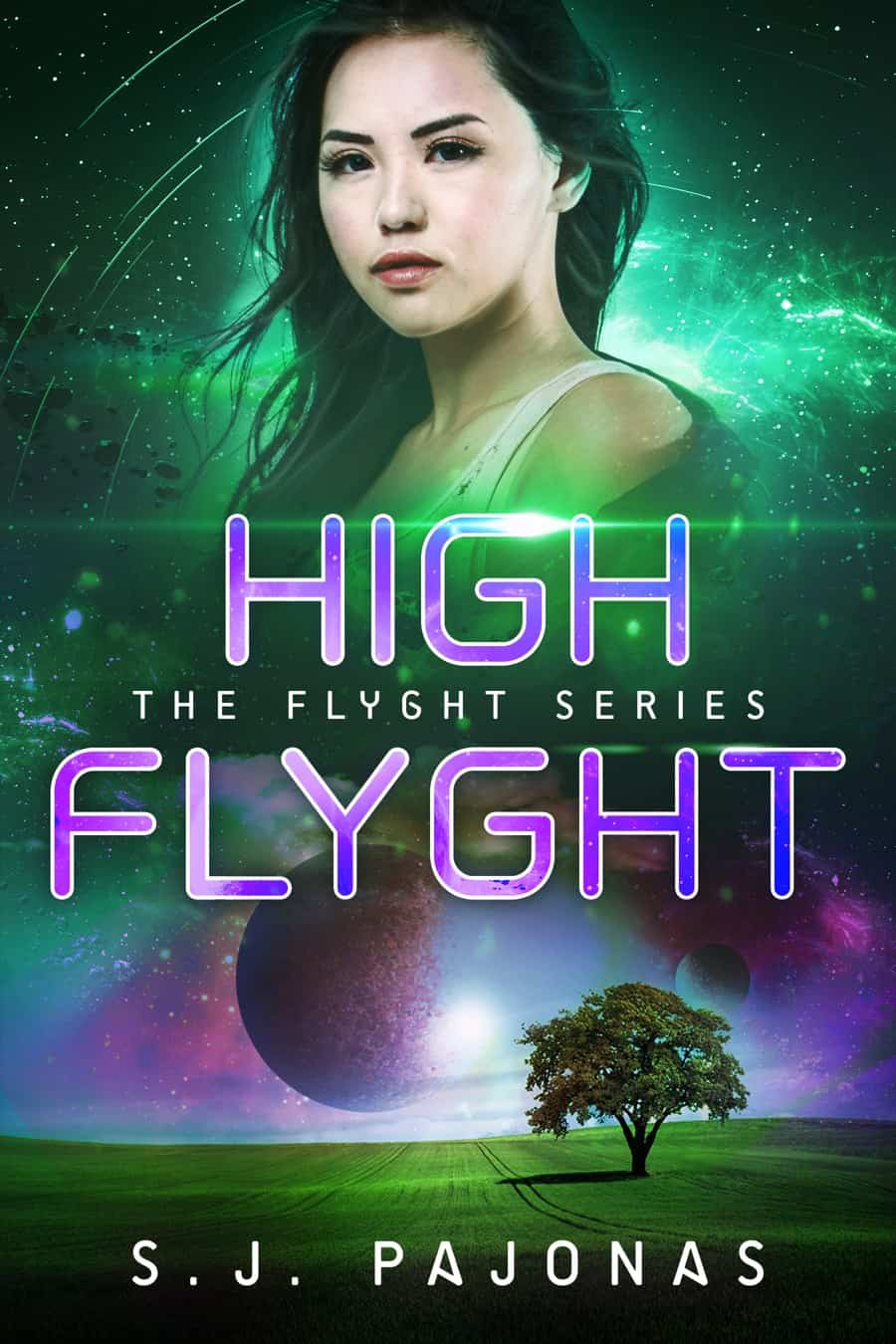 HIGH FLYGHT is now available on Amazon, Apple Books, Nook, Kobo, Google Play, and Direct. Get the third book in this science fiction reverse harem romance and enjoy your adventures with Vivian and the crew of the Amagi!