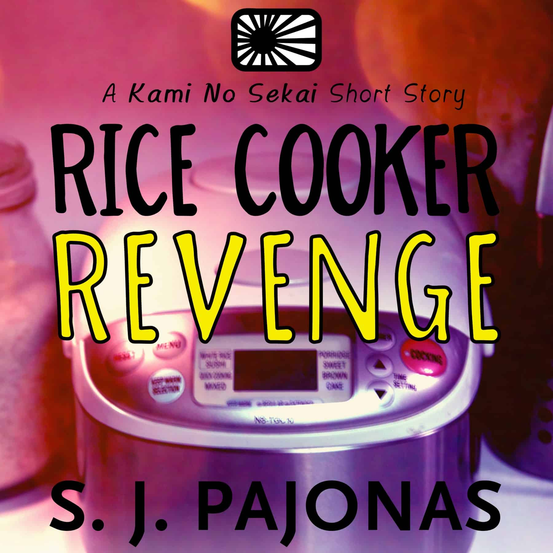 Using Amazon Polly for narration, I have produced a podcast for RICE COOKER REVENGE! I hope you all will check it out.