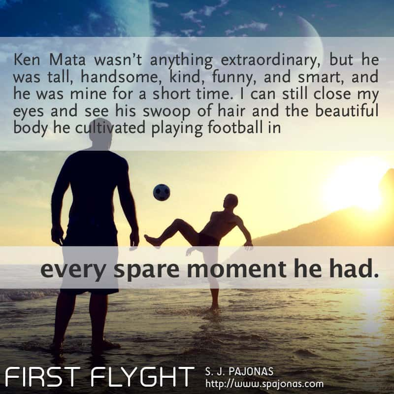 In this Teaser Tuesday for FIRST FLYGHT, Vivian needs to go back to her ex in order to make a living. How will she face him again?