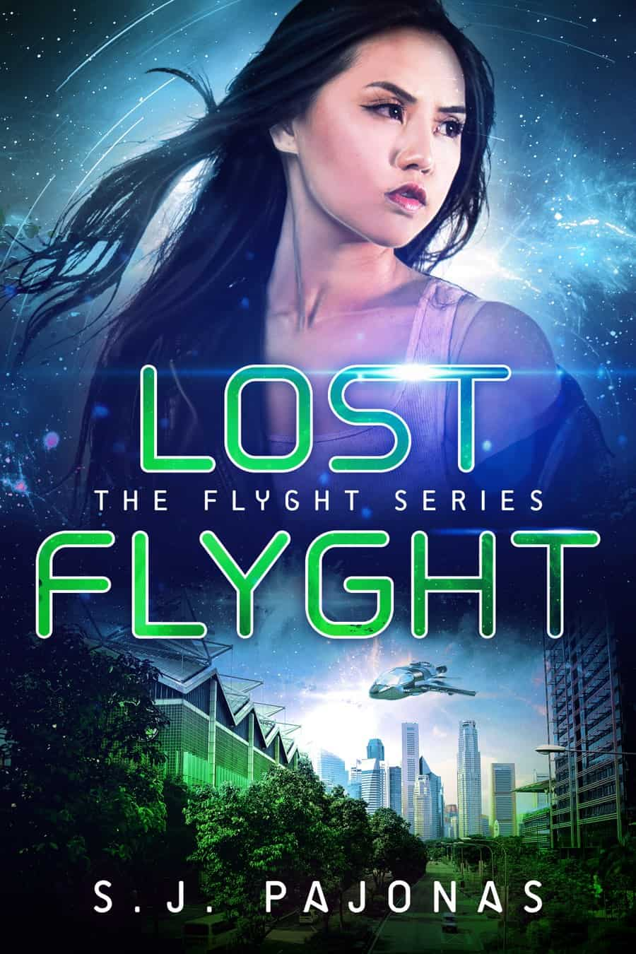 Pre-order LOST FLYGHT, Book 4 of the Flyght Series, today and continue your journey with Vivian and the crew of the Amagi!