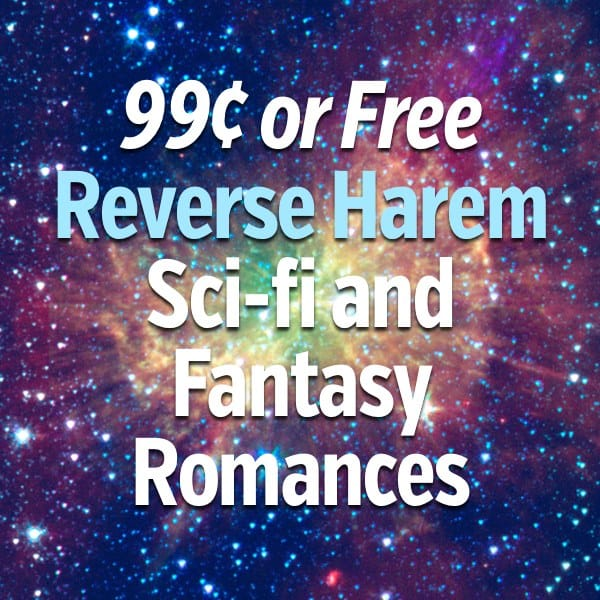 You don't want to miss FIRST FLYGHT and other awesome Reverse Harem Sci-fi and Fantasy Romances on sale from November 1st through the 15th!