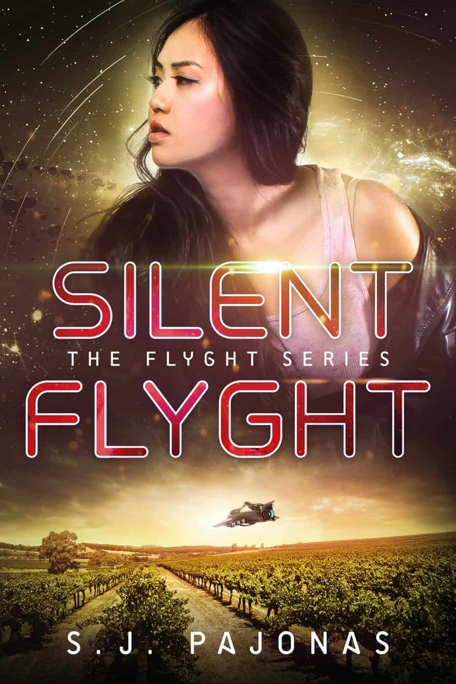 Pre-order SILENT FLYGHT, Book 5 of the Flyght Series, today and continue your journey with Vivian and the crew of the Amagi!