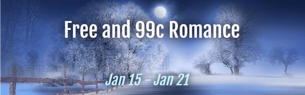 Looking for some new romance to read? Here's a great sale with free and 99¢ titles!