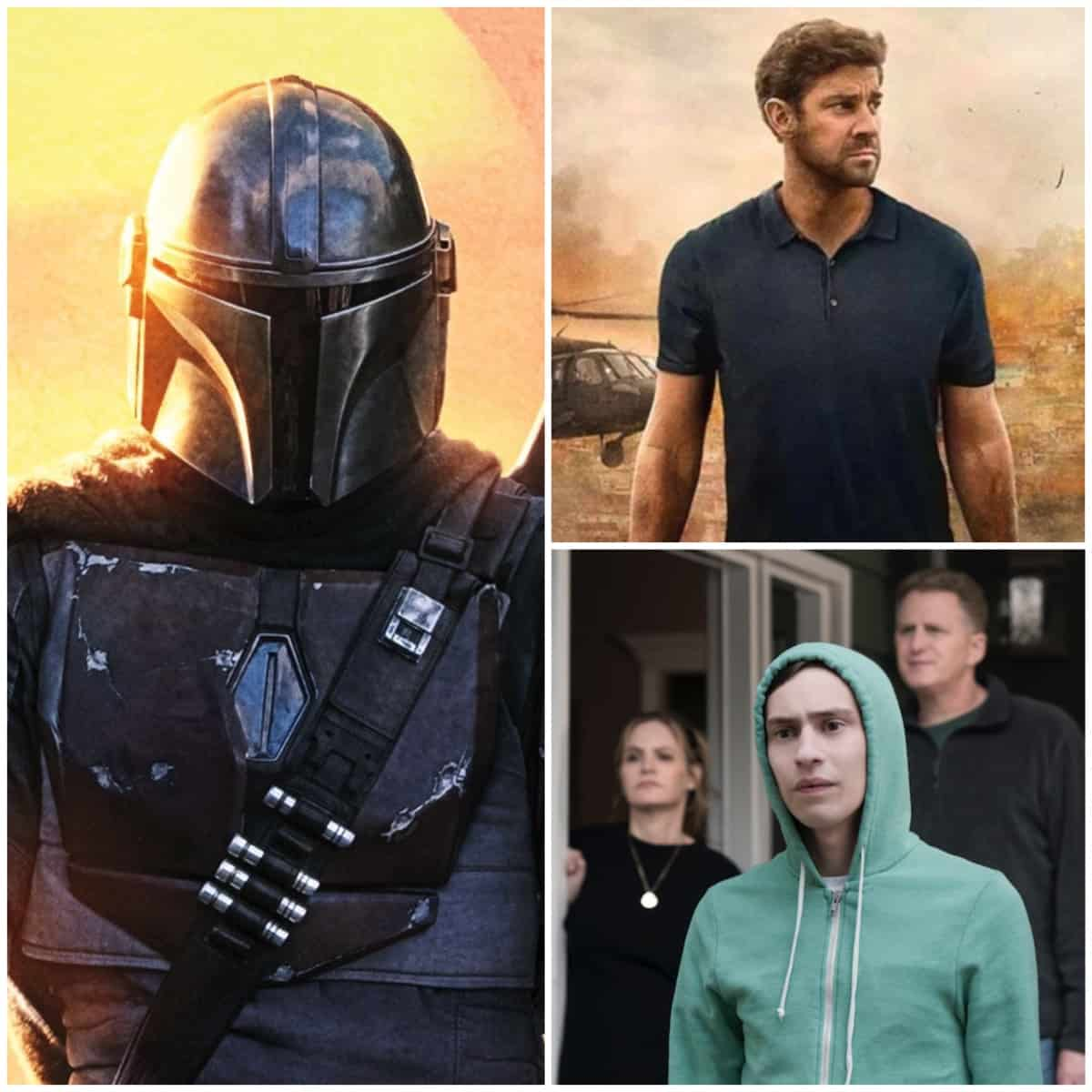 I've been enjoying The Mandalorian, Jack Ryan, and Atypical in my spare time. What have you been watching?