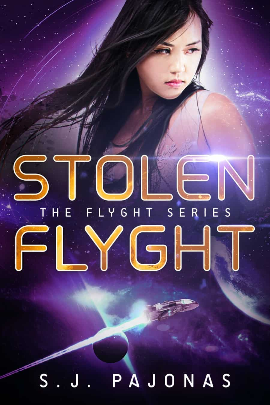 Pre-order STOLEN FLYGHT, Book 6 of the Flyght Series, today and continue your journey with Vivian and the crew of the Amagi!