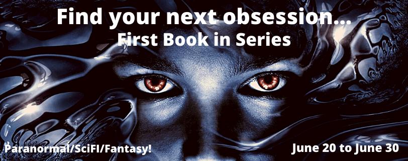 Find a new scifi or fantasy romance series to binge!