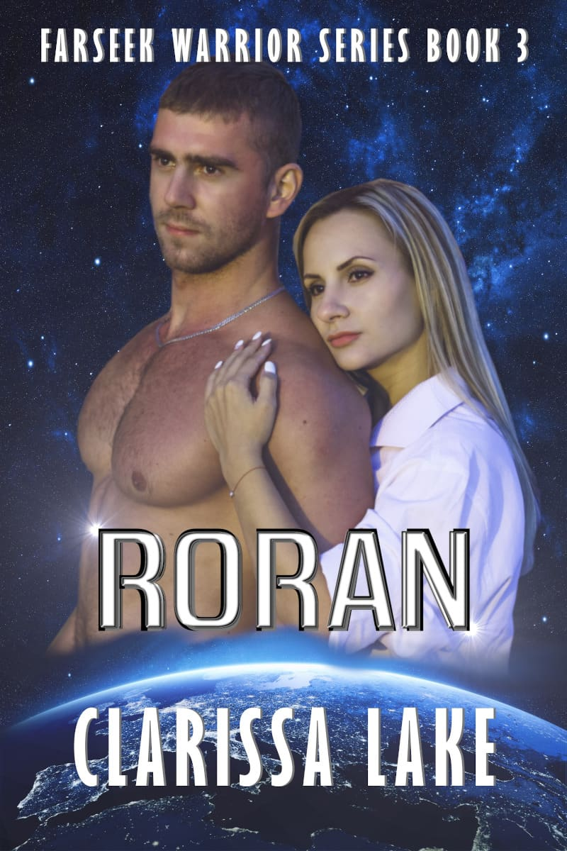 "Continuing with the Summer of SFR, Clarissa Lake is here to talk about her sci-fi romance, RORAN. ""After the Sargans bombed his world and abducted the survivors, Roran sets out to locate his missing family..."""