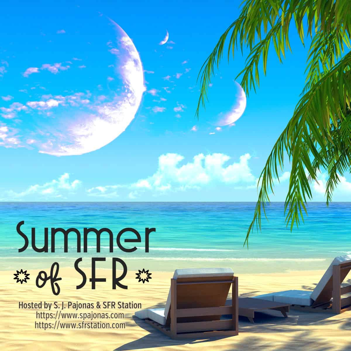 I'm setting some goals for my Summer of SFR reading!